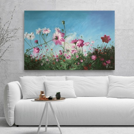 Maleri - Flowery