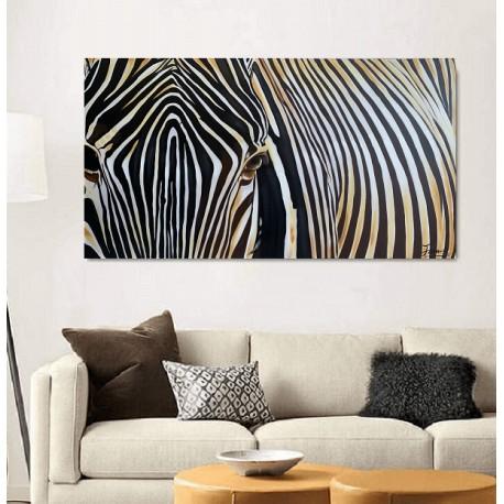 Maleri - Zebra Stribes
