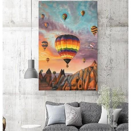 Maleri - In the Sky