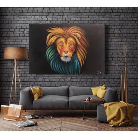 Maleri - King of the Jungle
