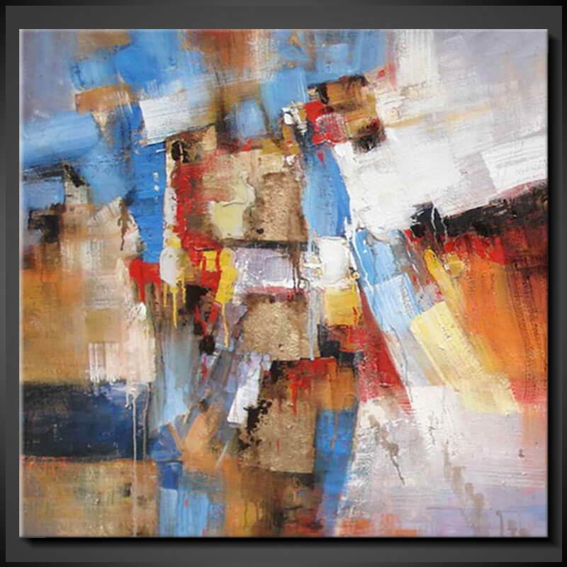 Abstrakt Kunst Til Salg abstrakt kunst – hvad er det? [2017, opdateret]